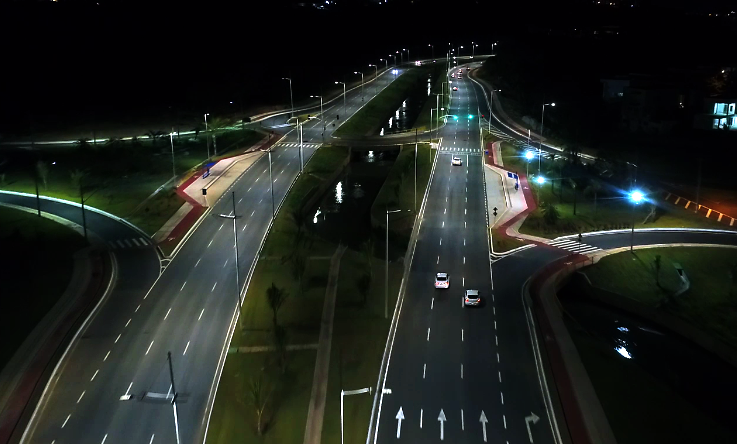 The importance of public lighting planning throughout the country