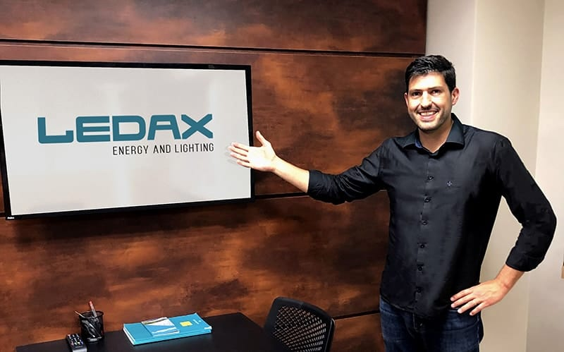 Ledax Energy and Lighting: Clean energy for (almost) everyone.